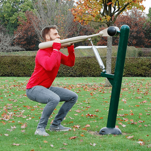 Resistance Squat Station product photo