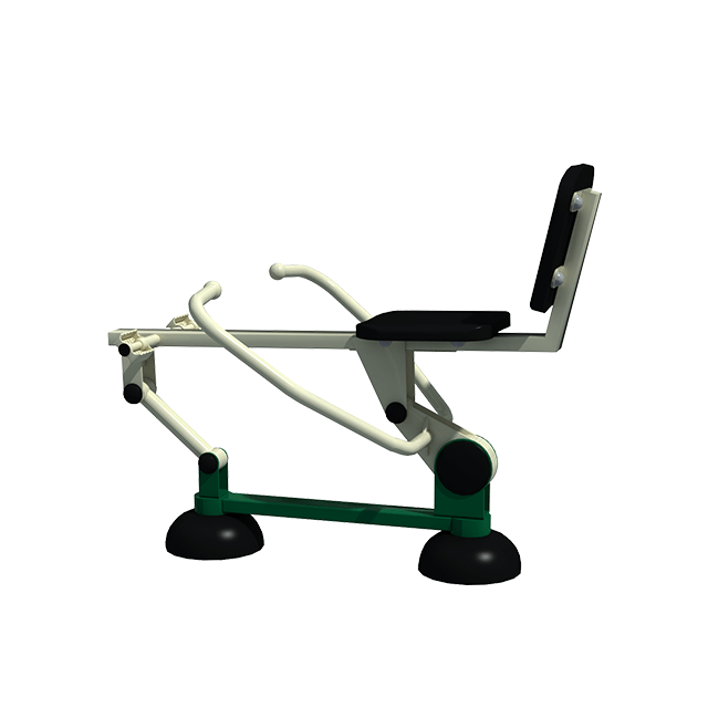 Self Weighted Rower product photo