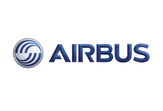 Airbus logo for outdoor gym equipment UK
