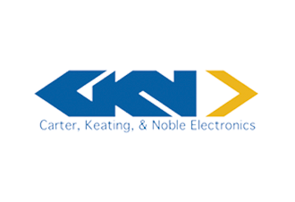 CKN logo for outdoor gym equipment UK