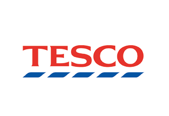 Tesco logo for outdoor gym equipment UK